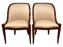 Joubert et Petit Style Chairs designed by JOIA Interiors