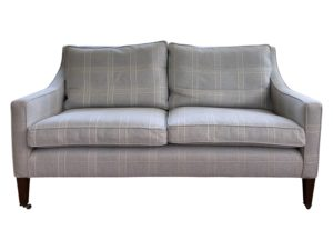 George Smith Two Seat Cushion Sofa