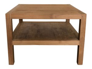 Circa Antiques Two Tiered Oak Table